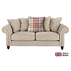 more details on Heart of House Windsor Large Fabric Sofa - Autumn Cream.