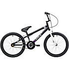 more details on Banzai 20 Inch Black BMX Bike - Boys'.