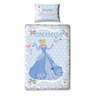 more details on Disney Cinderella Duvet Cover Set - Single.