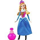 more details on Disney Frozen Royal Colour Change Anna Doll.