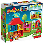 more details on LEGO® DUPLO® My First Playhouse - 10616.