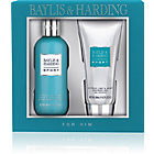 more details on Baylis & Harding 2 Piece Men's Citrus Lime and Mint Gift Set
