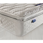 more details on Silentnight Miracoil Geltex Pillowtop Kingsize Mattress.