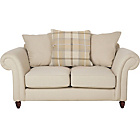 more details on Heart of House Windsor Regular Fabric Sofa - Cream.
