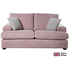 more details on Lettie Fabric Regular Sofa - Lilac.