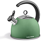more details on Morphy Richards Accents Whistling Stove Top Kettle - Sage.