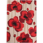 more details on Burgeon Rug - 160x230cm - Red.