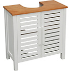 more details on Heart of House Sandford Under Sink Storage Unit - White.