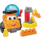 more details on Mega Bloks First Builders Mike the Mixer.