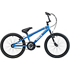 more details on Banzai 20 Inch Blue BMX Bike - Boys'.