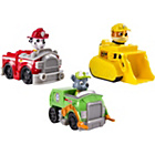 more details on Paw Patrol Rescue Racers Team Pack 1 - 3 Pack.
