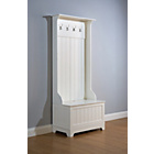 more details on Mountrose Hallway Hanging Storage Unit - White.