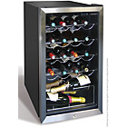 more details on Husky HM39 Under Counter Wine Cooler - Black.