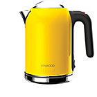 more details on Kenwood kMix Jug Kettle - Yellow.