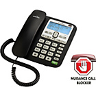 more details on Binatone Acura Corded Telephone with Answer Machine -Single.