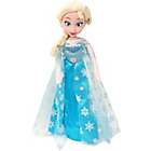 more details on Disney Frozen Singing Plush Elsa Doll.