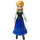 more details on Disney Frozen Singing Plush Anna Doll.