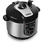 more details on Tower 5L Electric Pressure Cooker - Stainless Steel.