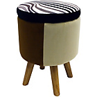 more details on Swirl Storage Stool.