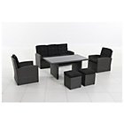 more details on Rattan 7 Seater Garden Dining and Sofa Set.