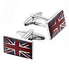 more details on Union Jack Cufflinks.
