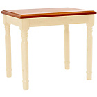 more details on Stavern Dressing Table Stool - Cream.