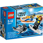 more details on LEGO® CITY Surfer Rescue - 60011.