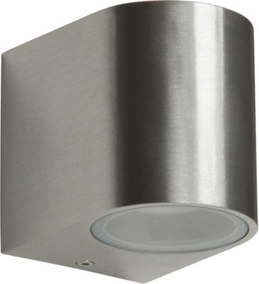 Outside Wall Lights Argos : Buy HOME Black Solar Outdoor Wall Light at Argos.co.uk - Your Online Shop for Solar lighting.