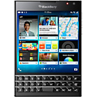 more details on Sim Free Blackberry Passport Mobile Phone - Black.