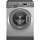 more details on Hotpoint WMAQF621G 6KG 1200 Spin Washing Machine - Graphite.