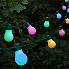 more details on Smart Solar Party String Lights - Multicoloured.