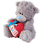 more details on Me to You Tatty Teddy Heart Shaped Cushion.