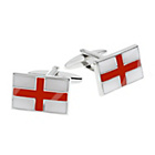 more details on St George Cross Flag Cufflinks.