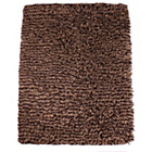 more details on Lagos Rug - 120x170cm - Chocolate.