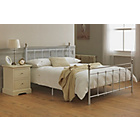 more details on Eversholt Kingsize Bed Frame - White.