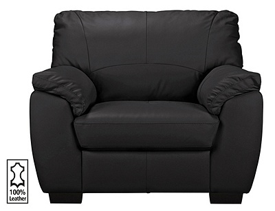 Buy Collection Milano Leather Chair Black at Argoscouk  : 3567090RZ001fmtpjpgampwid570amphei513 from www.argos.co.uk size 570 x 513 jpeg 45kB