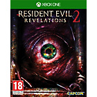 more details on Resident Evil Revelations 2 Xbox One Game.