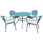 more details on Rayleigh 4 Seater Garden Dining Set.