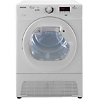 more details on Hoover DYC71013NB Condenser Tumble Dryer - White/Ins/Del/Rec