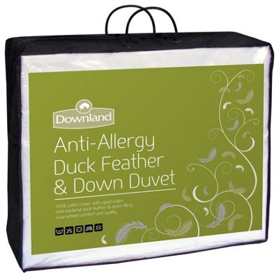 Buy Downland 13 5 Tog Duck Feather And Down Duvet