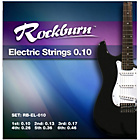more details on Rockburn Electric Guitar Strings - 010 Guage.