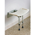 more details on Drop Down Shower Seat with Legs.