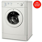 more details on Indesit Eco-Time IDV75W Vented Tumble Dryer - White.