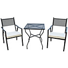 more details on Merida 2 Seater Garden Bistro Set.
