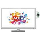 more details on ALBA 24' HD Ready LED TV/DVD COMBI WHITE