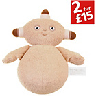 more details on In The Night Garden Makka Pakka Wobble Toy