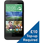 more details on Vodafone HTC Desire 510 Mobile Phone - Grey.