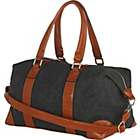 more details on Go Explore Signature Weekend Bag - Black Canvas.