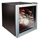 more details on Husky HM38 Tabletop Wine Cooler - Black.