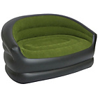 more details on Flocked Inflatable Camping Double Sofa.